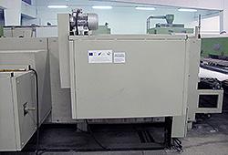 Производствен процес-машина за производство на термосиликонова вата