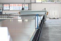 Производствен процес-настилачна маса
