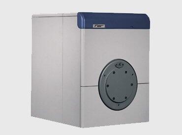 OM Серия чугунен котел за течно гориво и газ от  200 KW до 650 KW