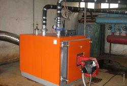 Доставка и монтаж на котел – нафтово/газово гориво за котелна централа на ПГСС