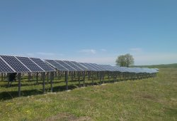 Фотоволтаична централа с мощност 400 kW